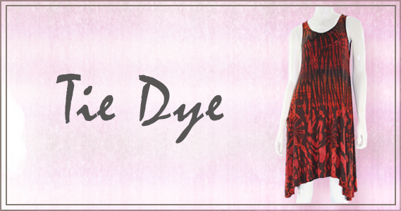 From Hippie skirts,dresses, to pants, Our bright and funky tie dye clothing, everything to suit your boho chic style.