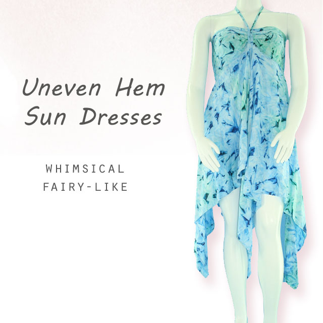 Fairy Tie Dye Sun Dress